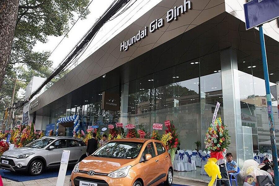 Showroom Hyundai Gia Định