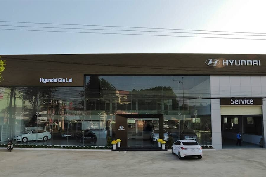 Đại Lý Hyundai Gia Lai TP Pleiku Gia Lai - Hình 1