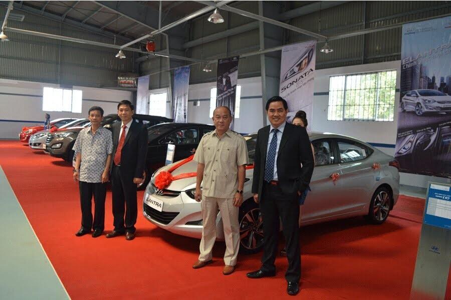 Đại Lý Hyundai Gia Lai TP Pleiku Gia Lai - Hình 2