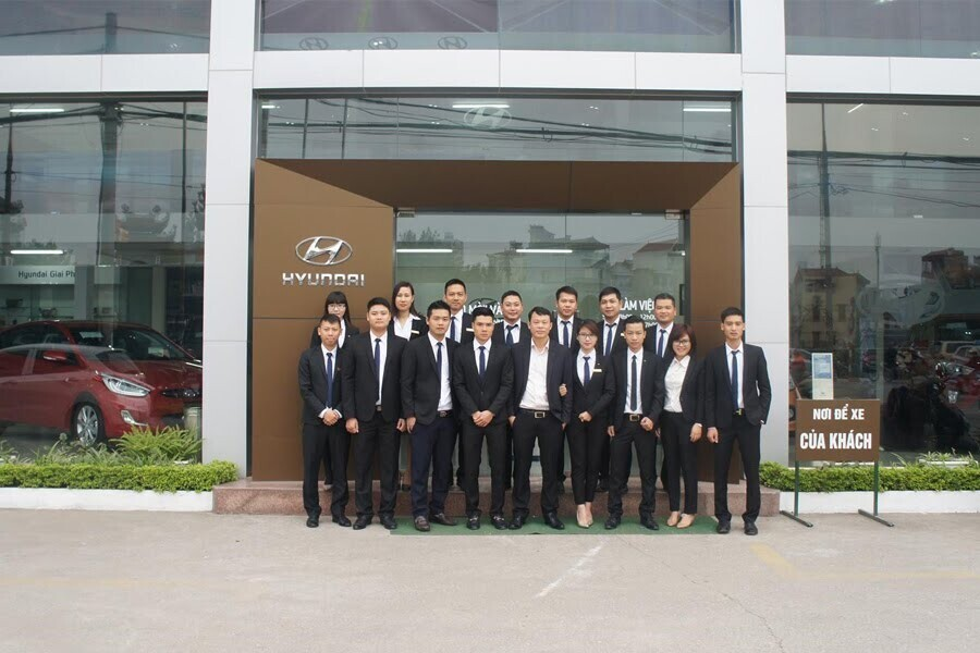 Đại Lý Hyundai Giải Phóng Quận Hoàng Mai Hà Nội - Hình 1