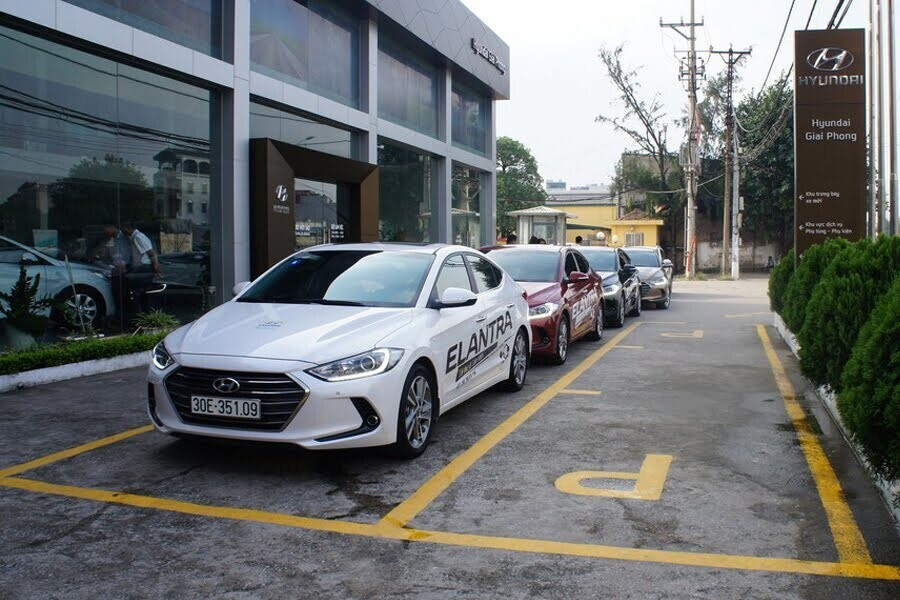 Đại Lý Hyundai Giải Phóng Quận Hoàng Mai Hà Nội - Hình 2