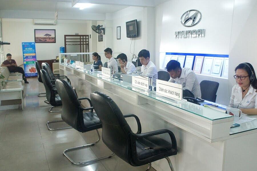 Đại Lý Hyundai Giải Phóng Quận Hoàng Mai Hà Nội - Hình 4