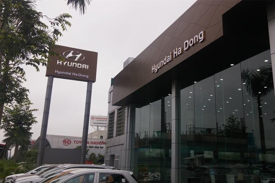 Đại Lý Hyundai Hà Đông Quận Hà Đông Hà Nội - Hình 1