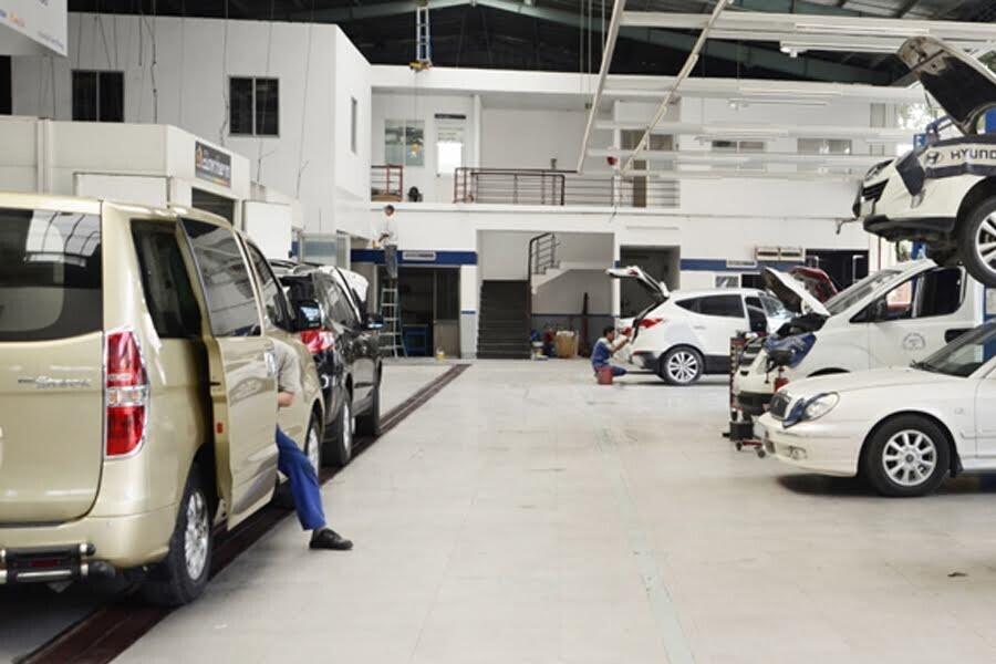Đại Lý Hyundai Hà Đông Quận Hà Đông Hà Nội - Hình 3