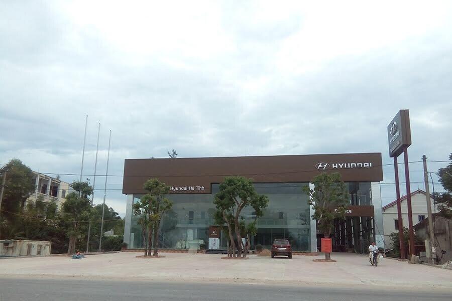 Đại Lý Hyundai Hà Tĩnh Huyện Thạch Hà Hà Tĩnh - Hình 1