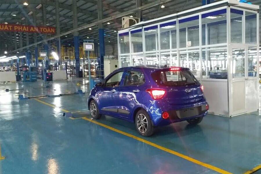 Đại Lý Hyundai Hà Tĩnh Huyện Thạch Hà Hà Tĩnh - Hình 2