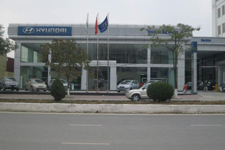 Đại Lý Hyundai Hải Dương Phường Thanh Bình TP Hải Dương - Hình 1