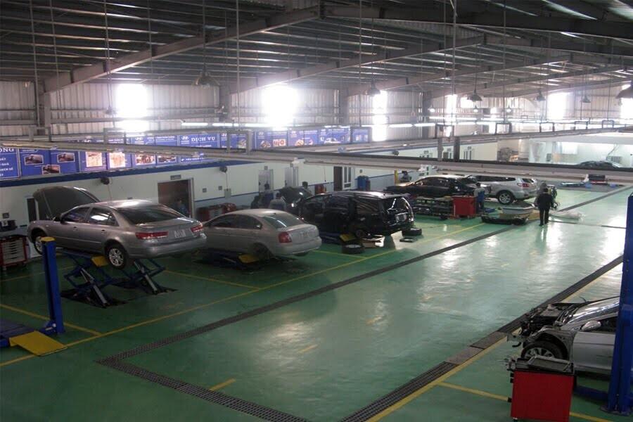 Đại Lý Hyundai Hải Dương Phường Thanh Bình TP Hải Dương - Hình 3