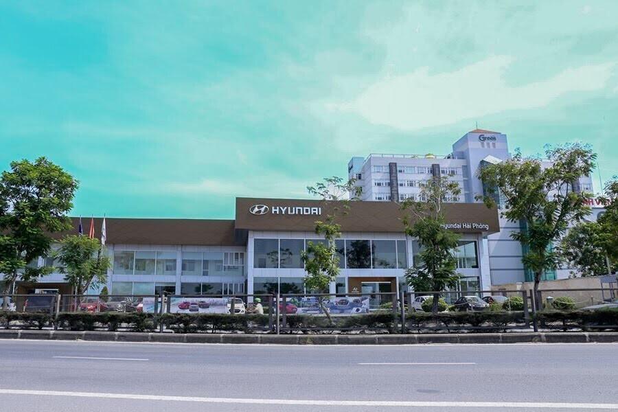 Đại Lý Hyundai Hải Phòng Quận Lê Chân Hải Phòng - Hình 1