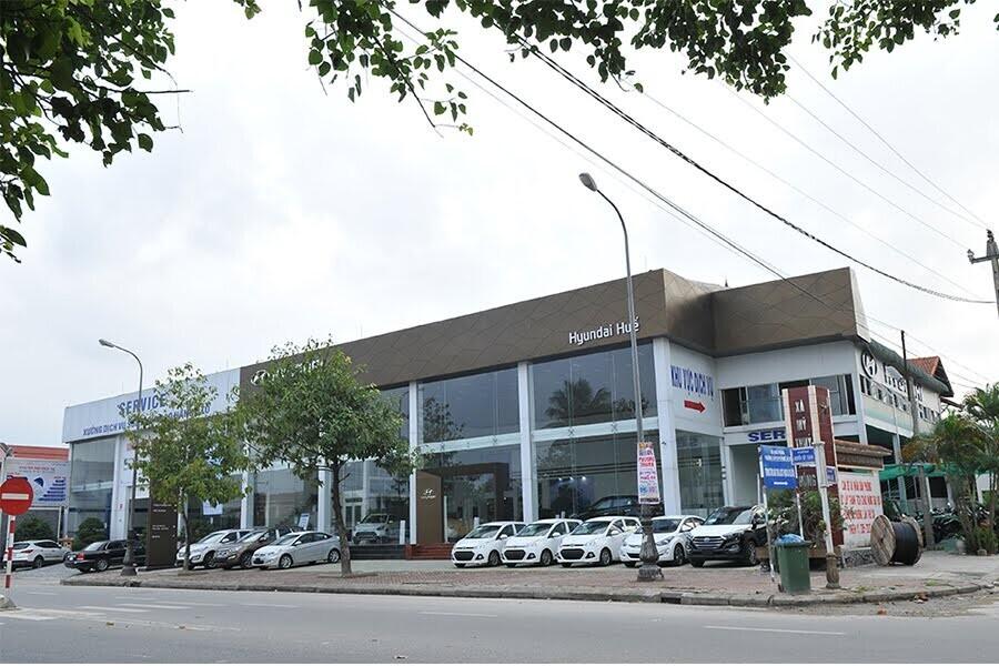 Đại Lý Hyundai Huế Phường An Hòa TP Thừa Thiên Huế - Hình 1