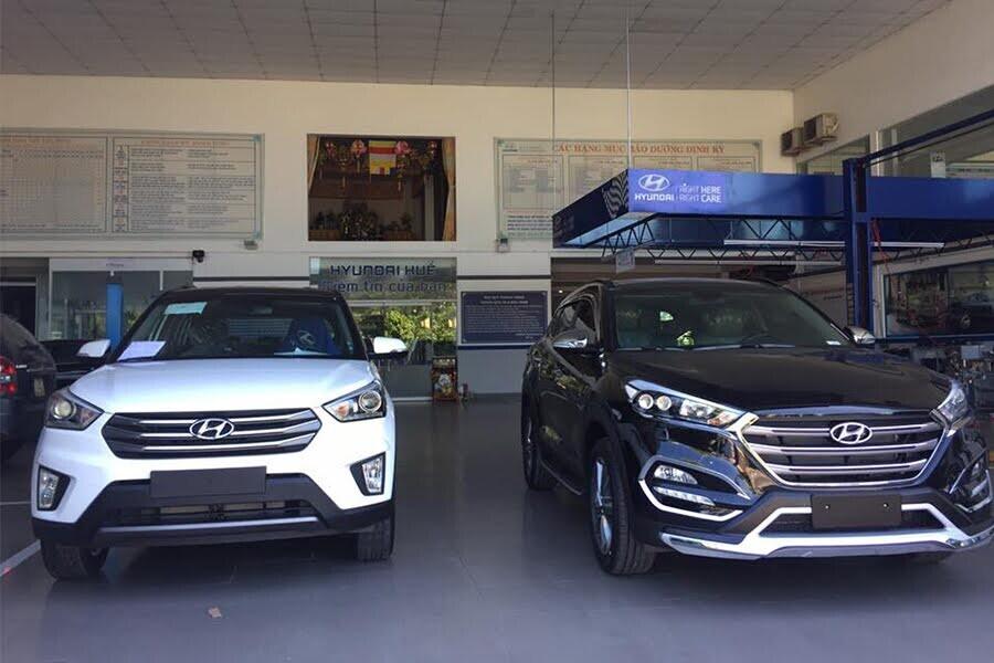 Đại Lý Hyundai Huế Phường An Hòa TP Thừa Thiên Huế - Hình 2