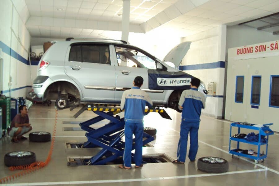 Đại Lý Hyundai Huế Phường An Hòa TP Thừa Thiên Huế - Hình 3