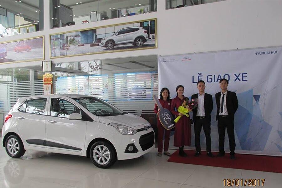 Đại Lý Hyundai Huế Phường An Hòa TP Thừa Thiên Huế - Hình 4