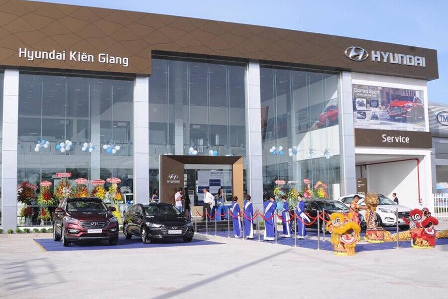 Hyundai Kiên Giang