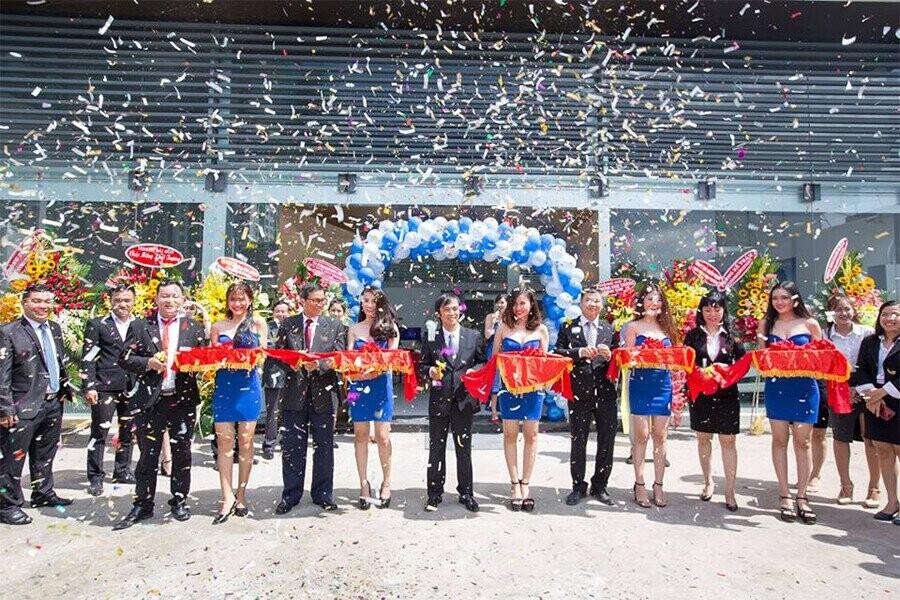 Hyundai Kinh Dương Vương đã chính thức khai trương đại lý 1S