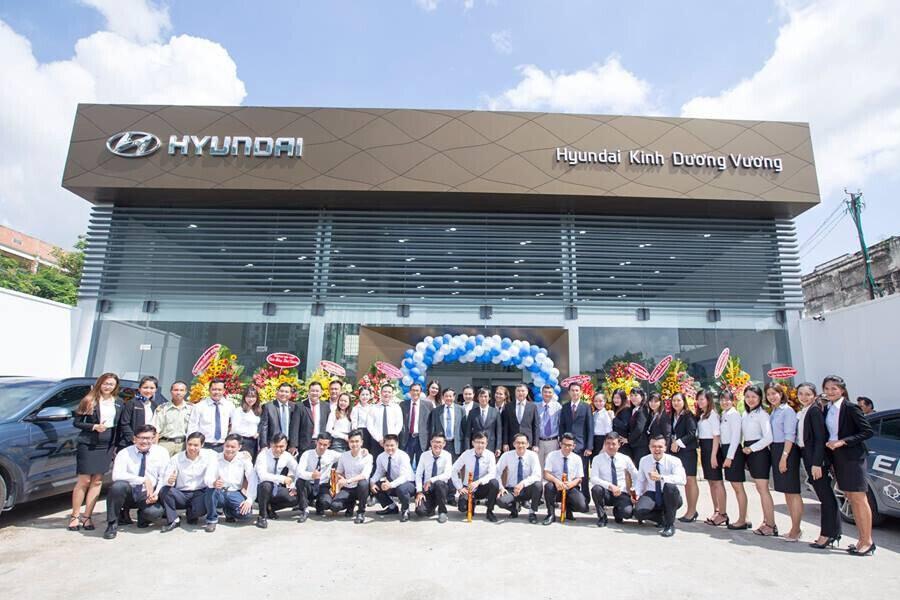 Đội ngũ tư vấn bán hàng Hyundai Kinh Dương Vương 1S