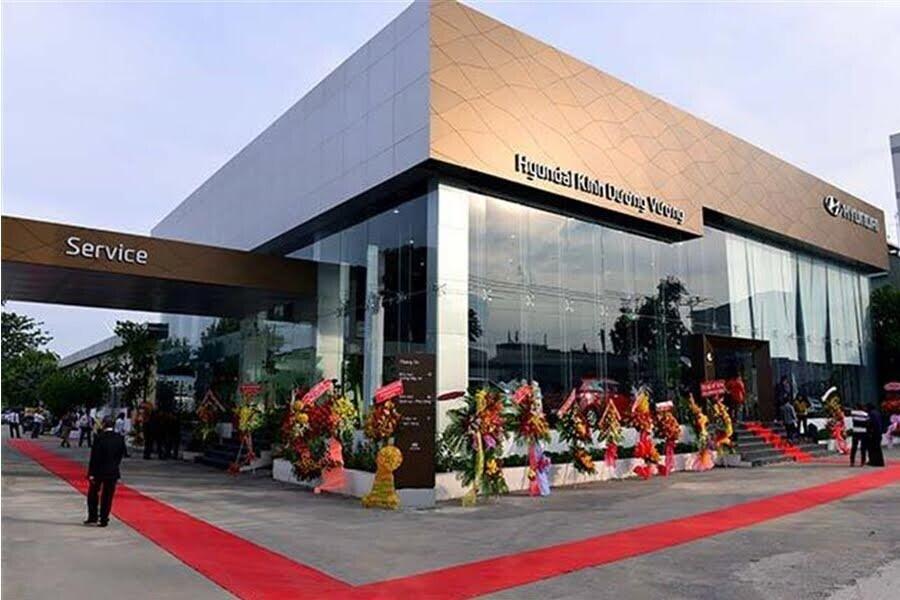 Đại Lý Hyundai Kinh Dương Vương Quận Bình Tân TPHCM - Hình 1