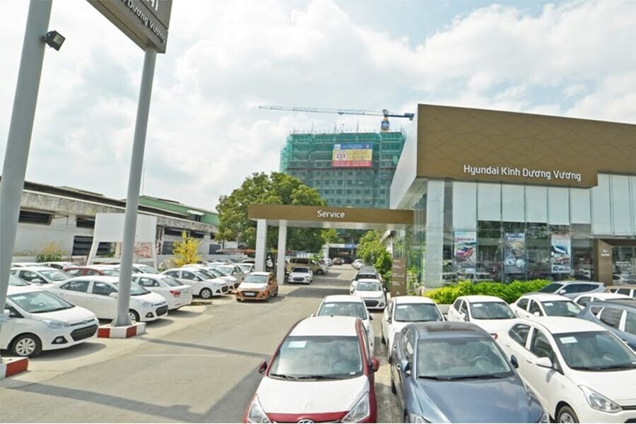 Đại Lý Hyundai Kinh Dương Vương Quận Bình Tân TPHCM - Hình 2