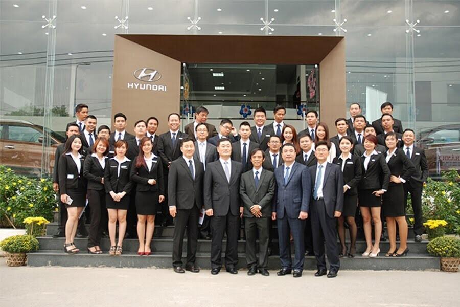 Đại Lý Hyundai Kinh Dương Vương Quận Bình Tân TPHCM - Hình 4