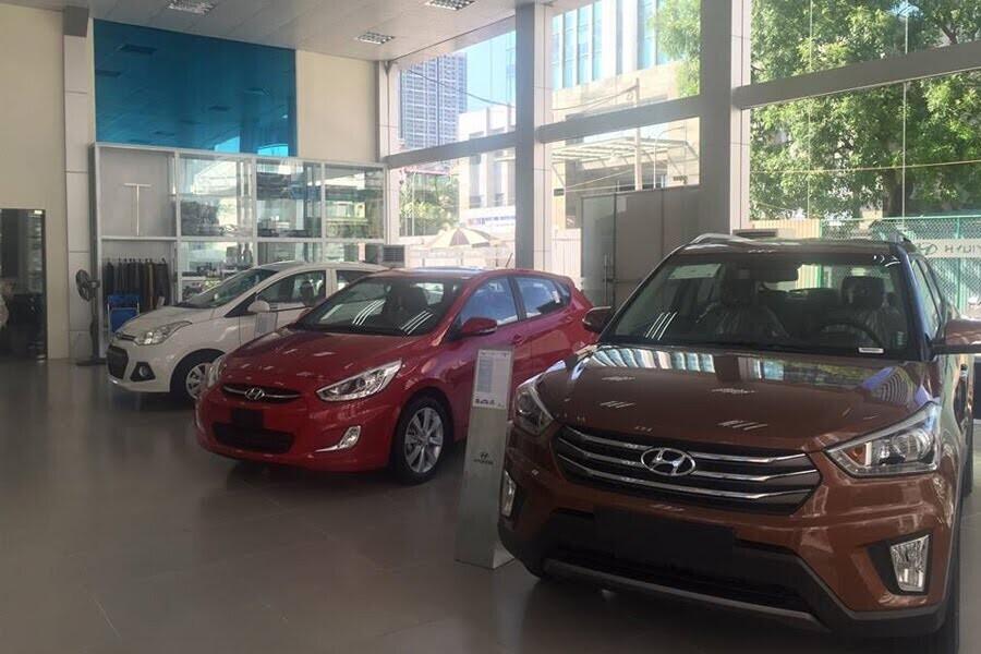 Đại Lý Hyundai Lê Văn Lương Quận Cầu Giấy Hà Nội - Hình 2