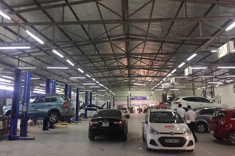 Đại Lý Hyundai Lê Văn Lương Quận Cầu Giấy Hà Nội - Hình 3