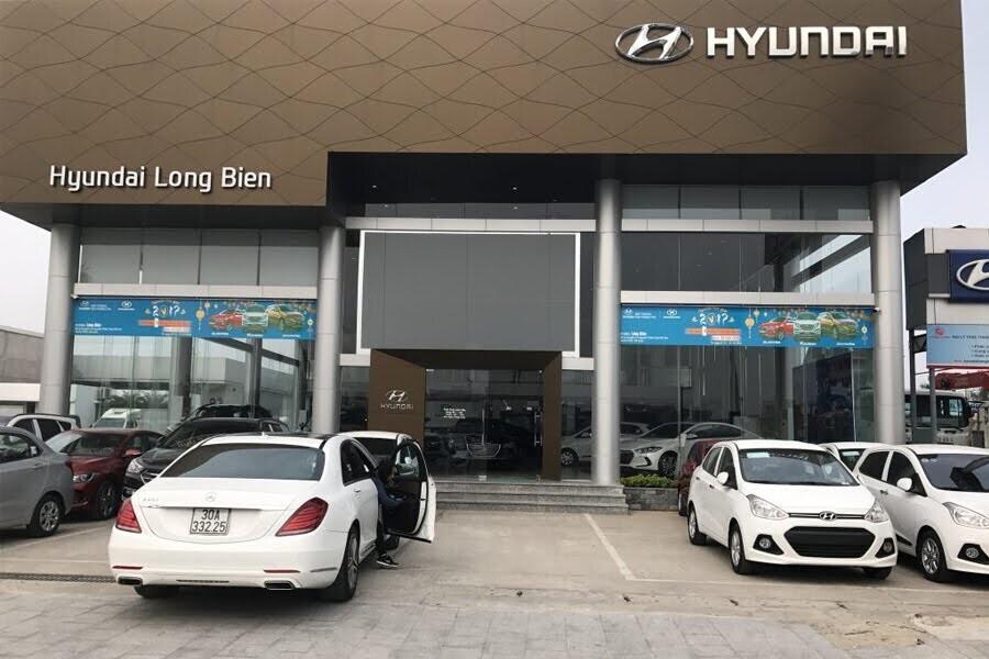 Đại Lý Hyundai Long Biên Quận Long Biên Hà Nội - Hình 2