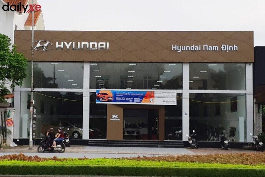Đại lý Hyundai Nam Định