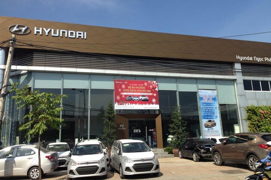 Đại Lý Hyundai Ngọc Phát TP Biên Hòa Tỉnh Đồng Nai - Hình 1
