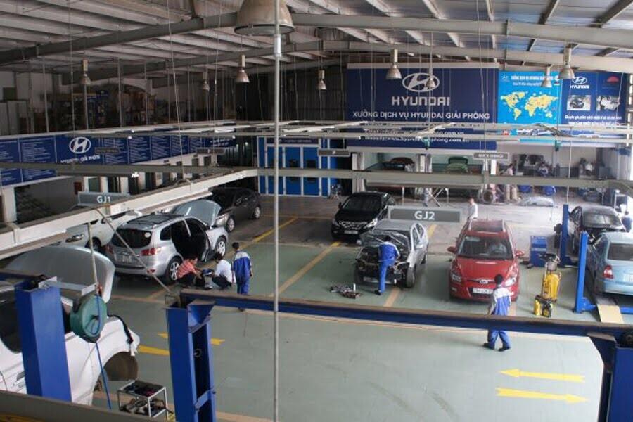 Đại Lý Hyundai Ngọc Phát TP Biên Hòa Tỉnh Đồng Nai - Hình 3
