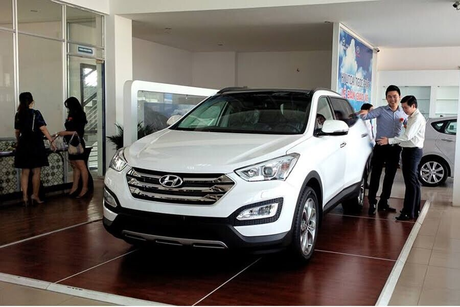 Đại Lý Hyundai Ngọc Phát TP Biên Hòa Tỉnh Đồng Nai - Hình 4