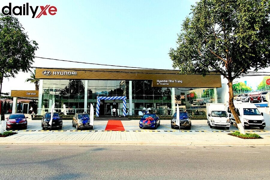 Đại Lý Hyundai Nha Trang Phường Ngọc Hiệp Khánh Hòa - Hình 1