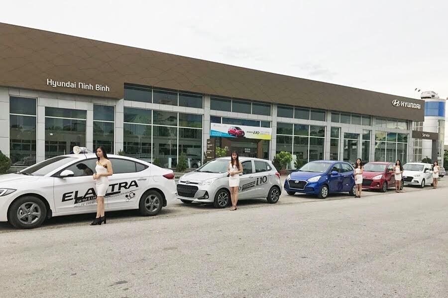 Đại Lý Hyundai Ninh Bình Huyện Gia Viễn TP Ninh Bình - Hình 1