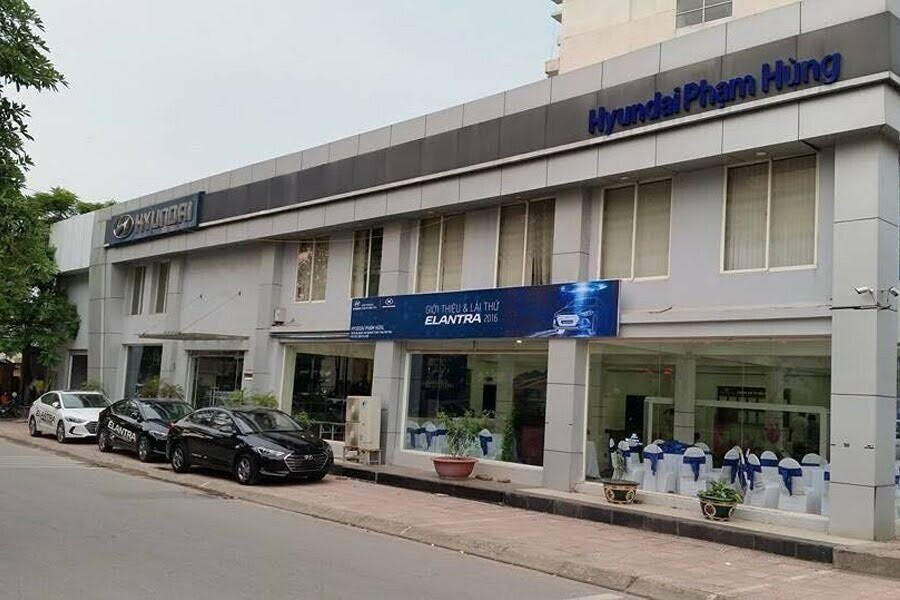 Đại Lý Hyundai Phạm Hùng Quận Cầu Giấy Hà Nội - Hình 1