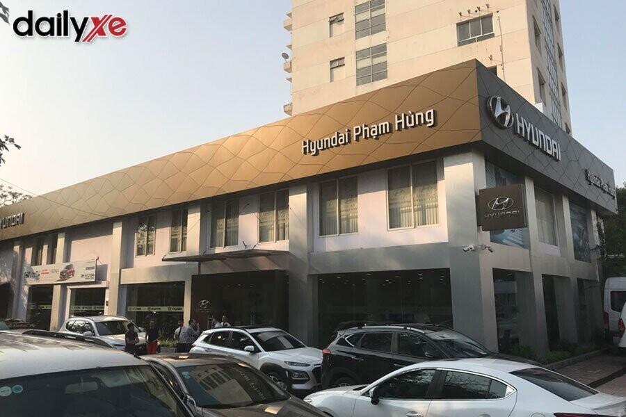 Đại lý Hyundai Phạm Hùng