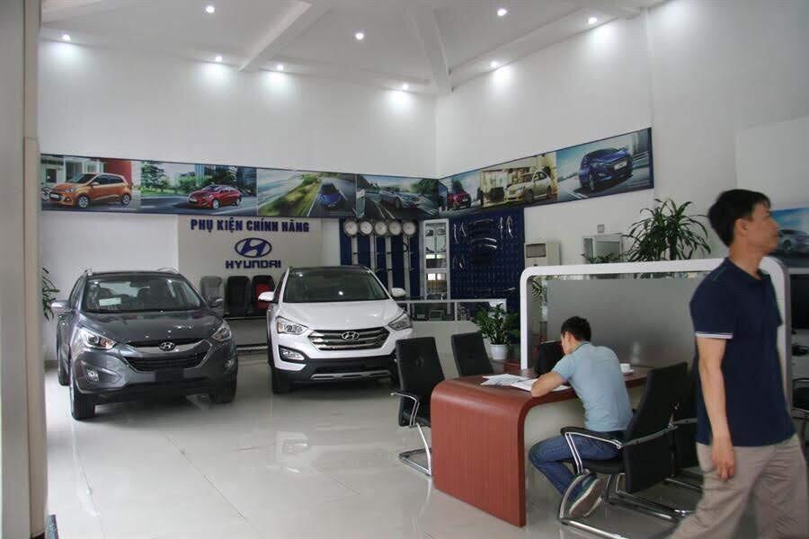 Đại Lý Hyundai Phạm Hùng Quận Cầu Giấy Hà Nội - Hình 2