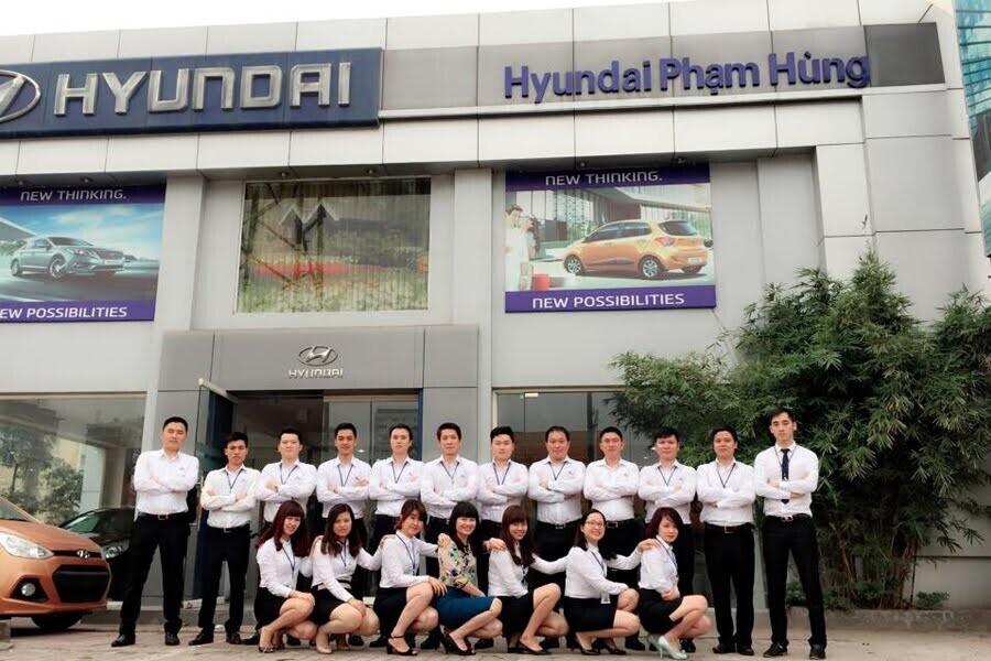 Đại Lý Hyundai Phạm Hùng Quận Cầu Giấy Hà Nội - Hình 4