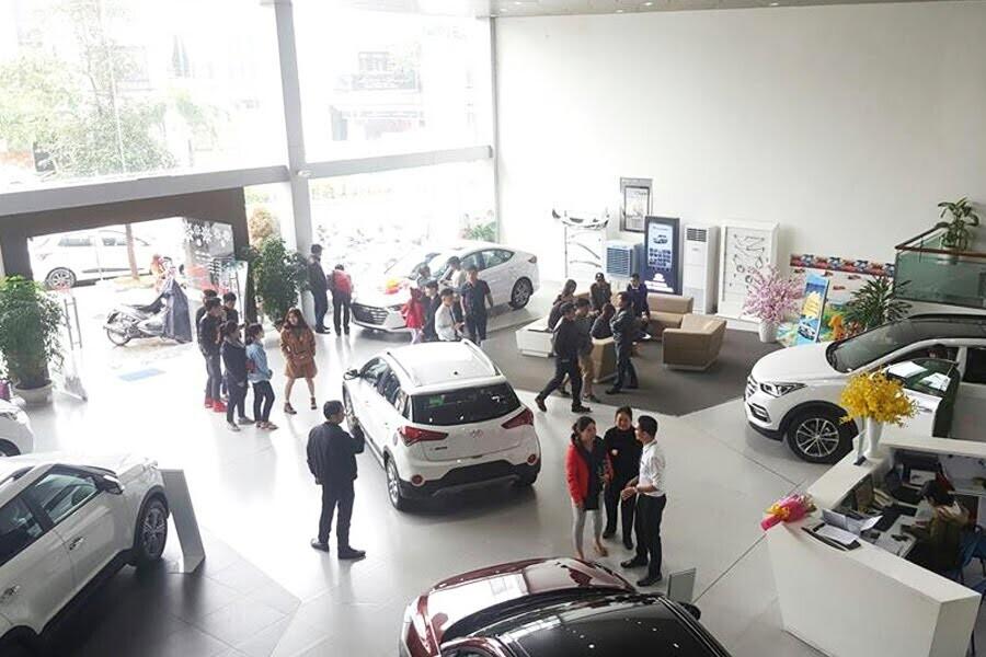 Đại Lý Hyundai Miền Trung TP Đà Nẵng