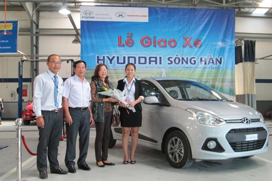 Đại Lý Hyundai Sông Hàn Quận Hải Châu TP Đà Nẵng - Hình 4