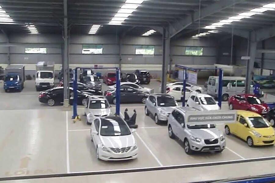 Đại Lý Hyundai Tây Đô Quận Bình Thủy TP Cần Thơ - Hình 2
