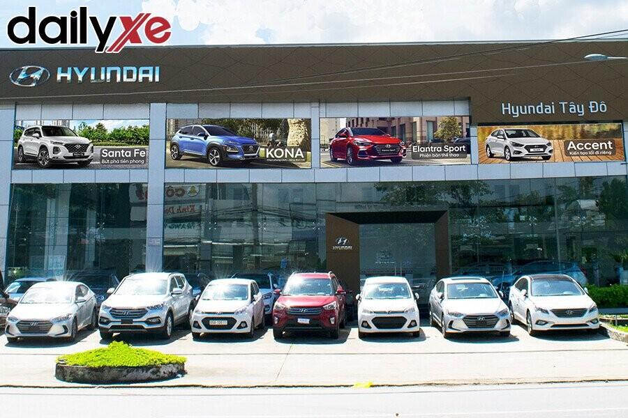 Đại Lý Hyundai Tây Đô Quận Bình Thủy TP Cần Thơ - Hình 1
