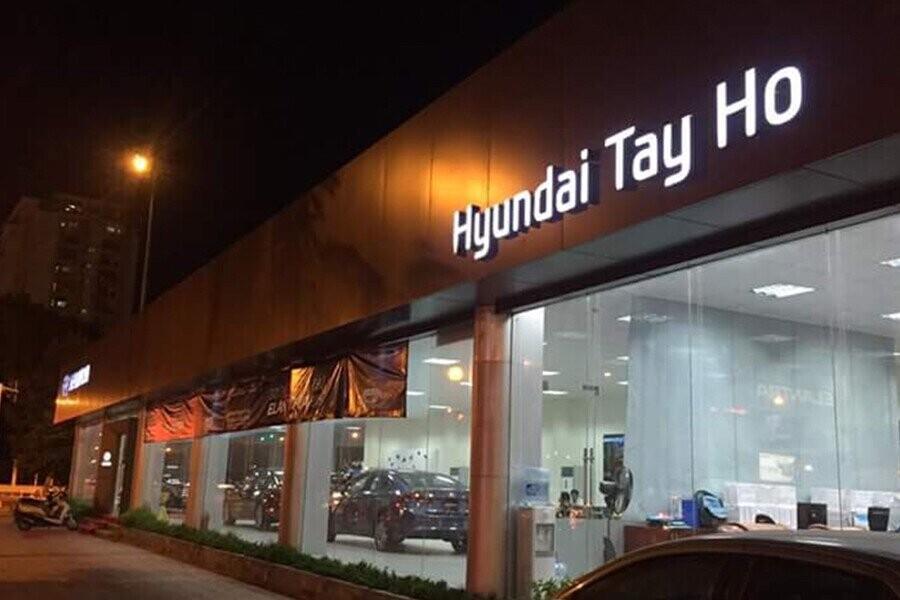 Tổng quan Showroom Hyundai Tây Hồ