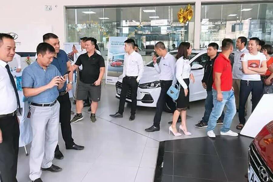 Đại Lý Hyundai Thái Nguyên Phường Hoàng Văn Thụ TP Thái Nguyên - Hình 2