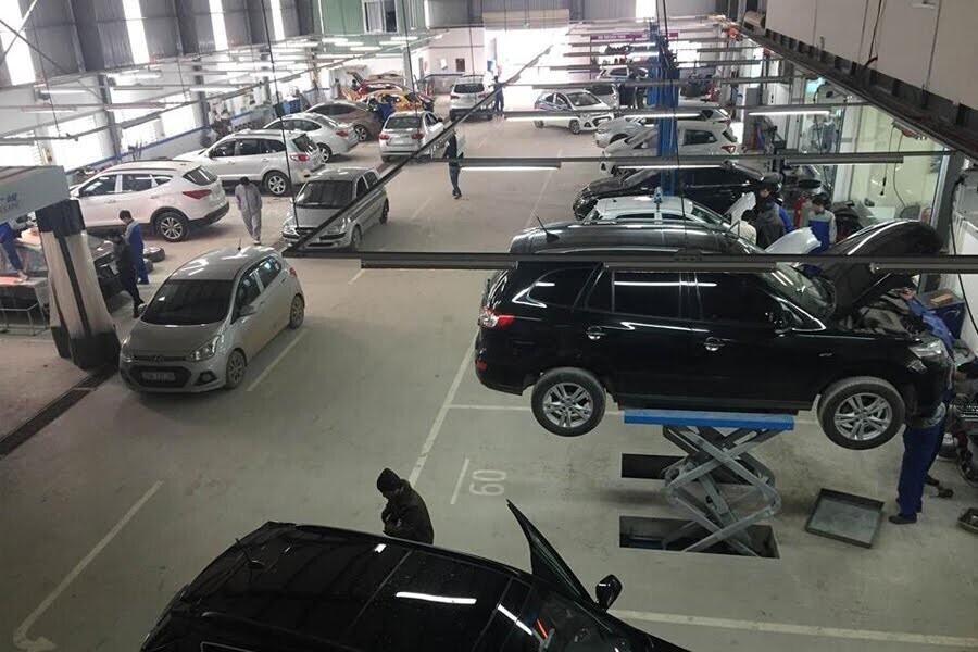 Đại Lý Hyundai Thái Nguyên Phường Hoàng Văn Thụ TP Thái Nguyên - Hình 3