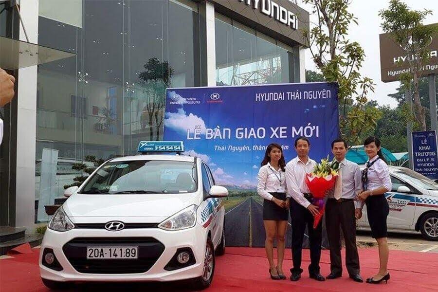 Đại Lý Hyundai Thái Nguyên Phường Hoàng Văn Thụ TP Thái Nguyên - Hình 4