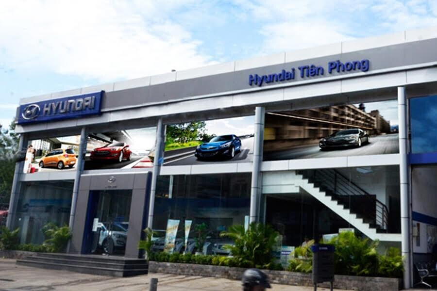 Đại Lý Hyundai Tiên Phong Quận 1 TPHCM - Hình 1