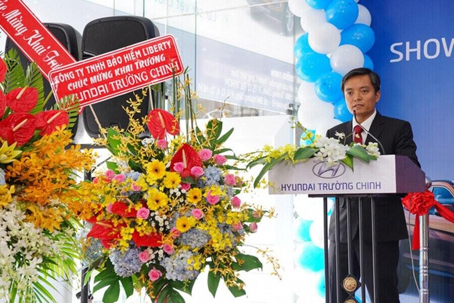 Ông Nguyễn Đăng Hoàng TGĐ Công ty CP Auto Trường Chinh