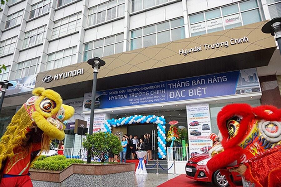Hyundai Trường Chinh 1S