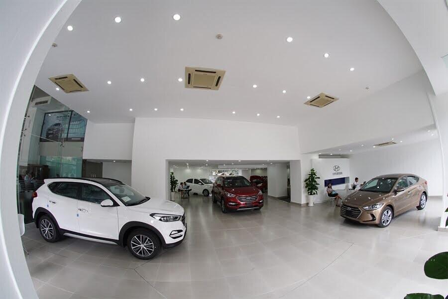 Đại Lý Hyundai Trường Chinh Quận 4 TPHCM - Hình 2