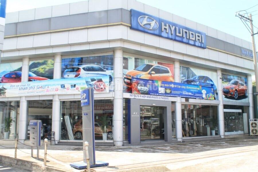 Đại Lý Hyundai Việt Hàn Quận Thủ Đức TPHCM - Hình 1