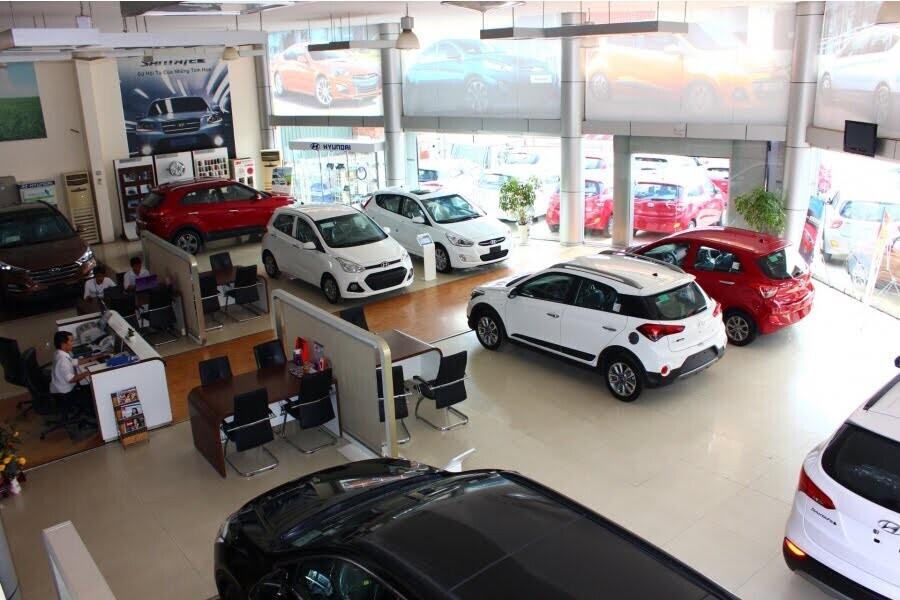 Đại Lý Hyundai Việt Hàn Quận Thủ Đức TPHCM - Hình 2